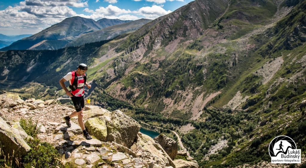 Luis Alberto Hernando na Buff Epic Trail, fotograf na závody Lukáš Budínský, sportshots