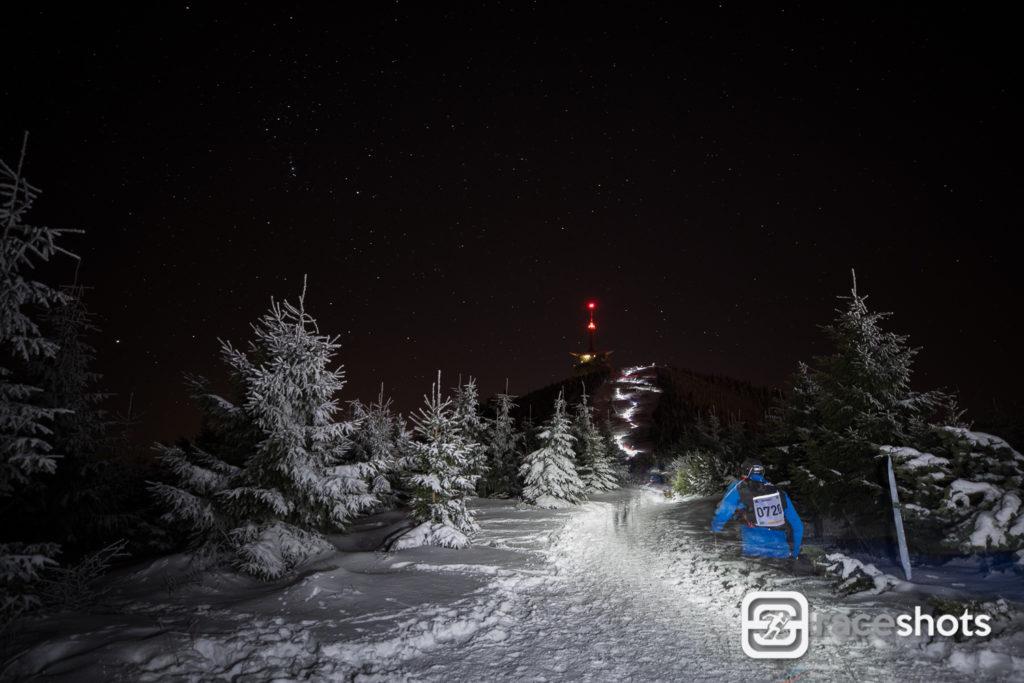 výstup na Lysou horu pro LH24 2017