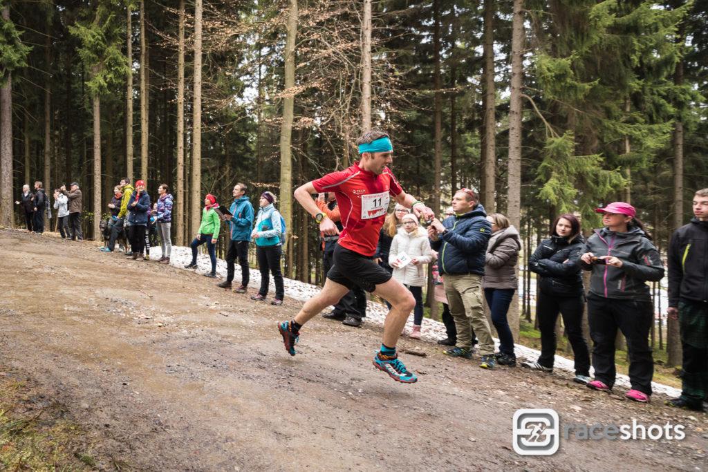 Ještěd SkyRace 2017 galerie pro závodníky, Tomáš Buryška