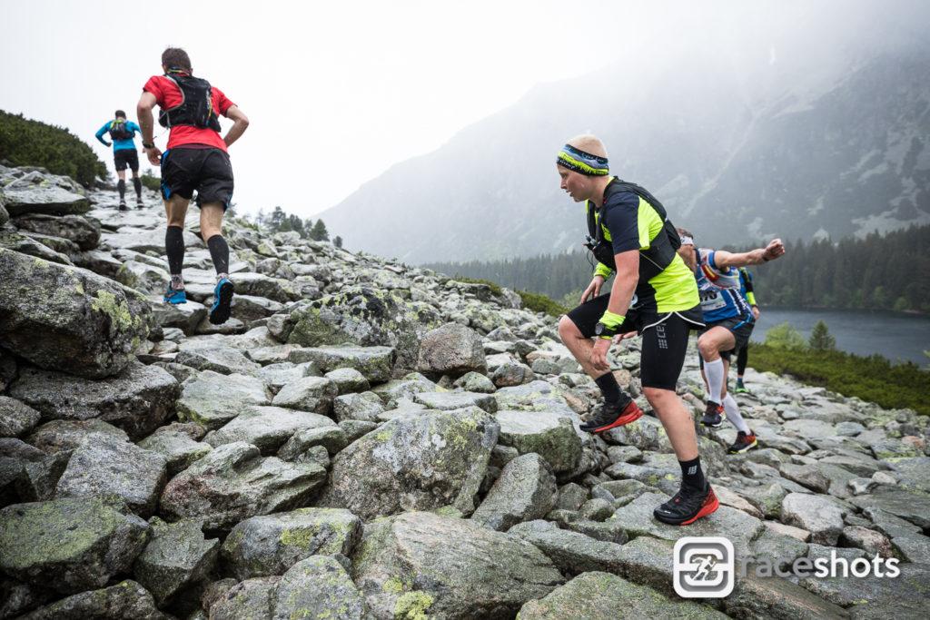 Tomáš Štverák Tatry Running Tour 2017 Sky&Cloud Run galerie pro závodníky, Fotograf Lukáš Budínský