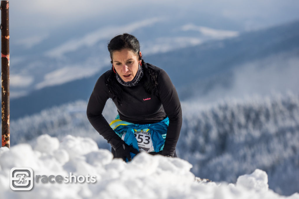 WINTER SkyRace a TRAIL fotogalerie -