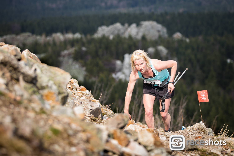 Ještěd SkyRace 2018 a Ještěd Trail fotogalerie pro účastníky / Fotograf Lukáš Budínský SportShots.cz