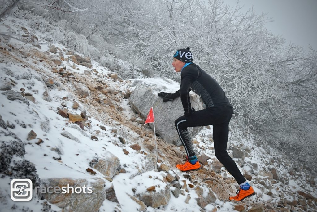 Winter Skyrace 2018 fotogalerie pro účastníky
